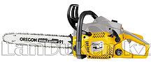 """Цепная бензиновая пила GS - 36 X-Pro 36 см3 1,4 кВт длина шины - 35 см шаг - 3/8"""" DENZEL 95220 (002)"""