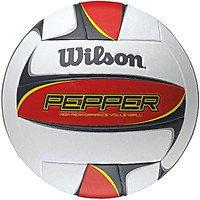 Мяч волейбольный Wilson Pepper VB Red Bulk