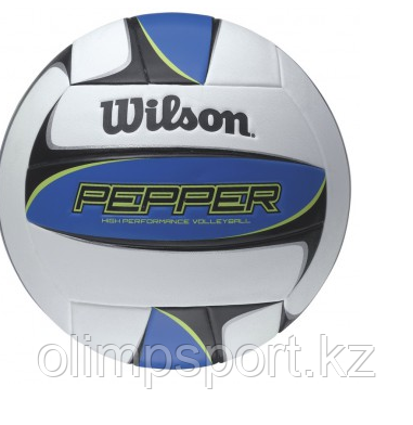 Мяч волейбольный WILSON PEPPER VB BLUE BULK SS14