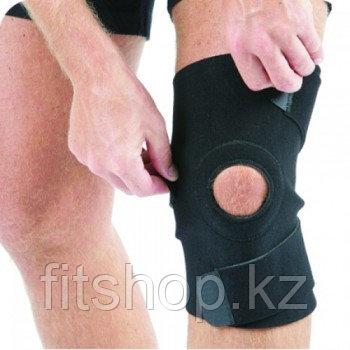 Суппорт колена открытый с фиксатором