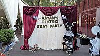 """Фотозона """"Teatro B'day Party"""", фото 1"""
