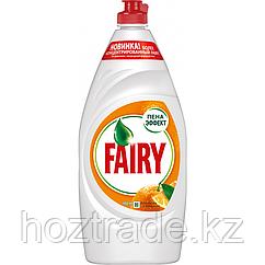 Средство для мытья посуды  Fairy (Фейри) Сочный лимон 900 мл