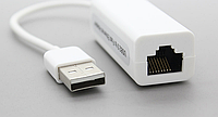 USB-LAN сетевой адаптер KY-RD9700,USB AM- RJ45 F, 10/100Mbps, каб-15см, фото 1