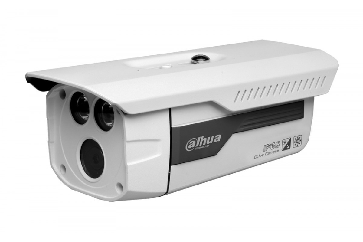Уличная камера Dahua HAC-HFW1100DP-0600B