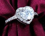 """Кольцо """"Сердце"""", фото 8"""