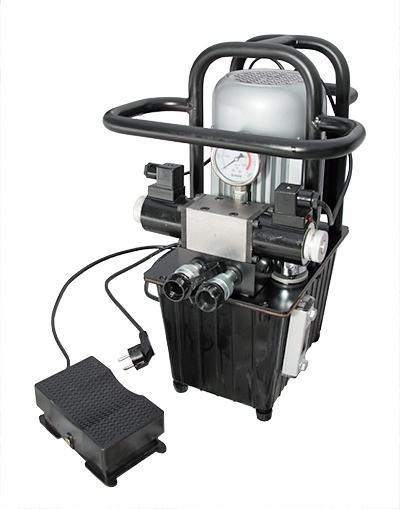 Помпа электрогидравлическая с функцией удержания давления двустороннего действия ™КВТ