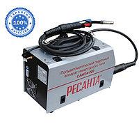 Инверторный полуавтоматический сварочный аппарат Ресанта САИПА 200