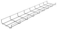 Проволочный лоток 150х35х3000 (нержавеющая сталь)