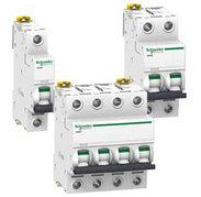 Acti 9 iC60N Модульный автоматический выключатель на токи от от 0,5 до 63 А (от 6 до 50 кА)