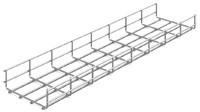 Проволочный лоток 200х60х3000 (нержавеющая сталь)
