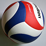 Мяч волейбольный Molten NCAA 5000, фото 3