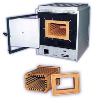 Муфельная печь SNOL 7,2/1100L (до 1100 °С, керамика)