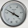 Биметаллический термометр ТБЛ-100; Класс точности - 1.5; Ф(мм) - 100