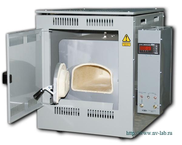 Муфельная печь ПМ-10 (до 1000°С, керамика)