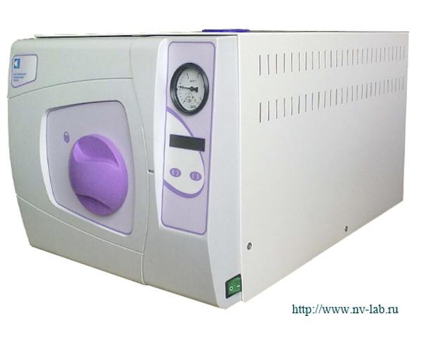Стерилизатор паровой автоматический ГКа-25 ПЗ (-07)