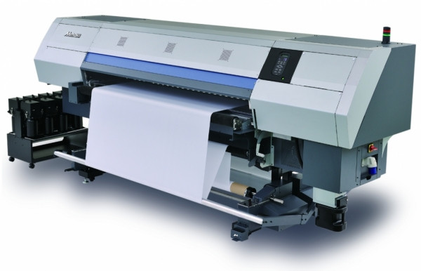 Сублимационный плоттер Mimaki TX500-1800DS для прямой печати на ткани