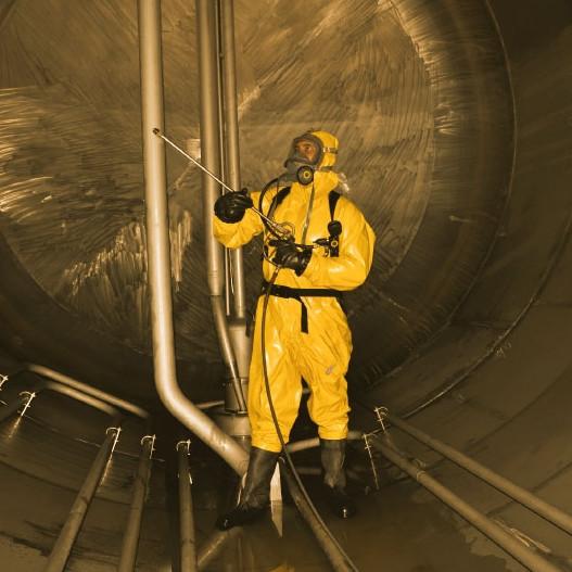 Зачистка резервуаров хранения нефтепродуктов