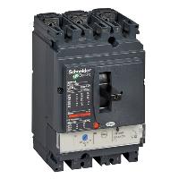 LV429631 Автоматический выключатель 3П3Т Compact NSX100F TM80D