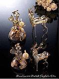 Саше-подсвечник Ангел. Венецианское стекло., фото 2