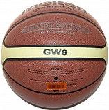 Мяч баскетбольный MOLTEN GW6, фото 2