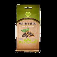 Какао-бобы в горьком шоколаде