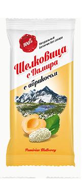 """Натуральные батончики """"Шелковица с Памира"""""""