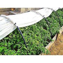 Парник 4 м, 4 секции, 5 дуг, плотность укрывного материала 45 г/м² «Агроном», фото 3