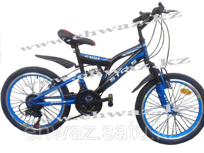 Велосипед STELS на 7-11 лет