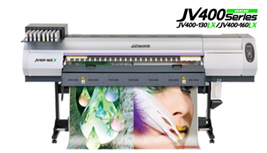 Латексный плоттер Mimaki JV400-130/160SUV