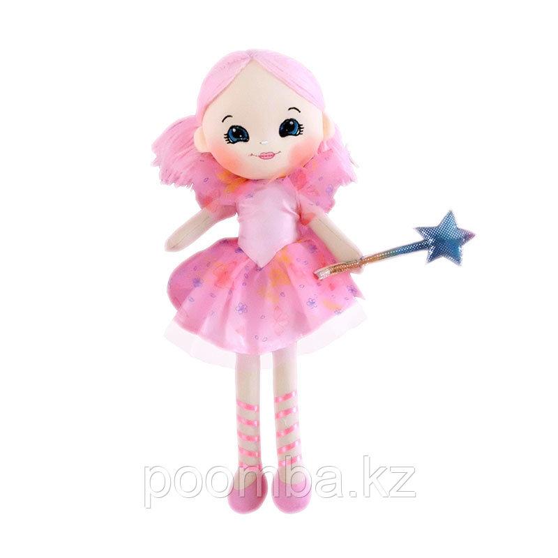 Кукла мягкая игрушка - Фея, 35 см
