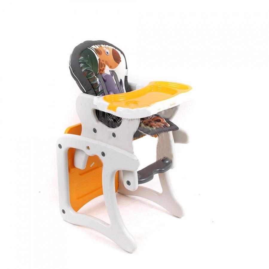 Стульчик  стол для кормления BAMBOLA CARLO АФРИКА