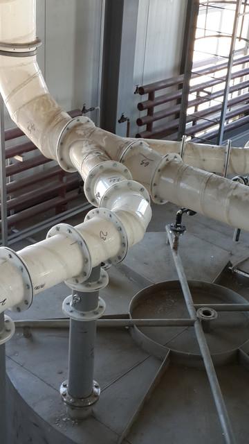 Вентиляционные каналы и воздуховоды из полипропилена