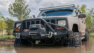 Усиленная подвеска Jeep Cherokee Xj 1984-2001