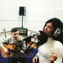 Запись голоса, музыкальных инструментов