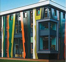 Фасадные облицовочные панели ROCKWOOL - ROCKPANEL  Brilliant
