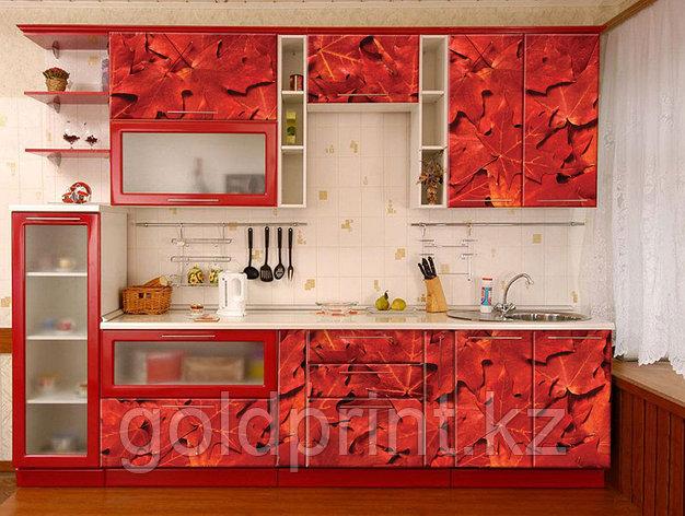 УФ Печать на Кухонных гарнитурах Осень, фото 2