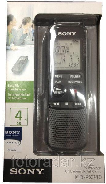 Диктофон Sony ICD PX 240 - фото 2