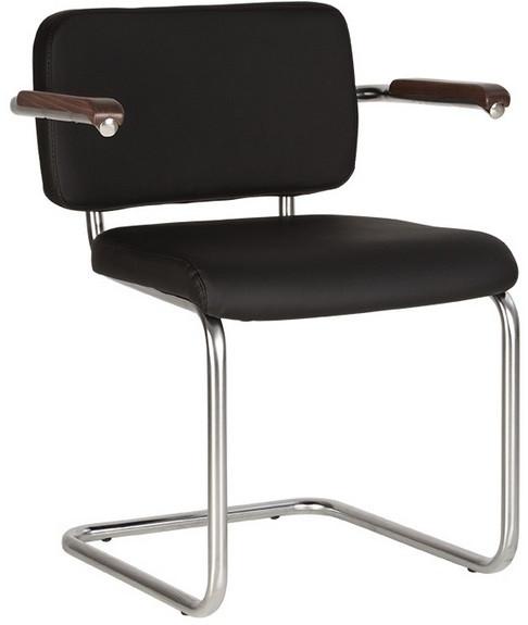 Кресло SYLWIA Lux Arm Chrome