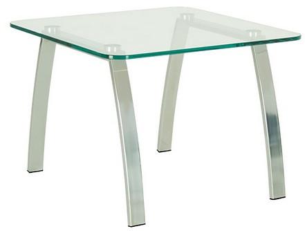 Стол журнальный INCANTO Table Chrome