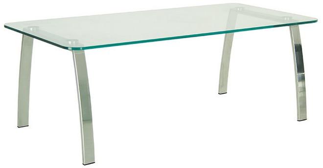 Стол журнальный INCANTO DUO Table Chrome