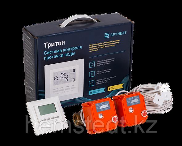 Система защиты протечки воды «Тритон» 3/4'' (2 крана), фото 2