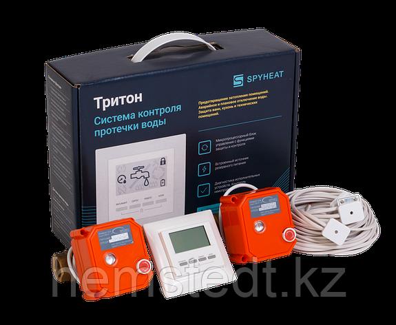 Система защиты протечки воды «Тритон» 1/'' (2 крана), фото 2
