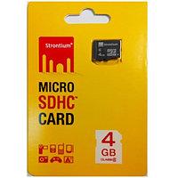 Флешка Micro SD 4G