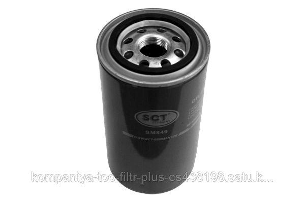 Масляный фильтр  SM849