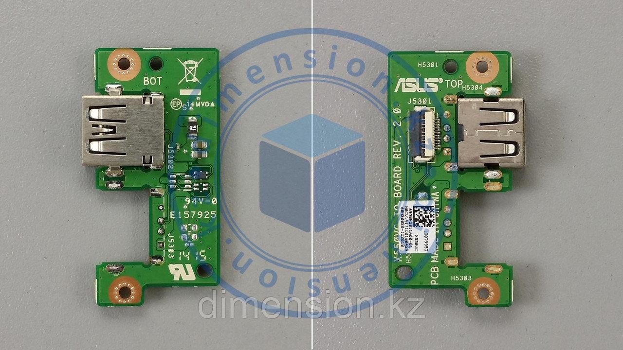USB плата, разъем, порт ASUS X550 X550CL X550L X550VC