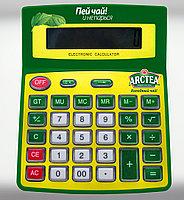 Нанесение логотипа на калькулятор