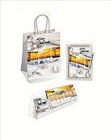Пакеты, папки, календари по индивидуальному заказу, фото 1