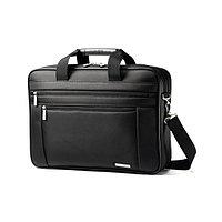 "NotebookBag 15.6"",Textile,Black(сумка для ноутбука ,матерчатая,черного цвета) SAMSONITE® M:0418"