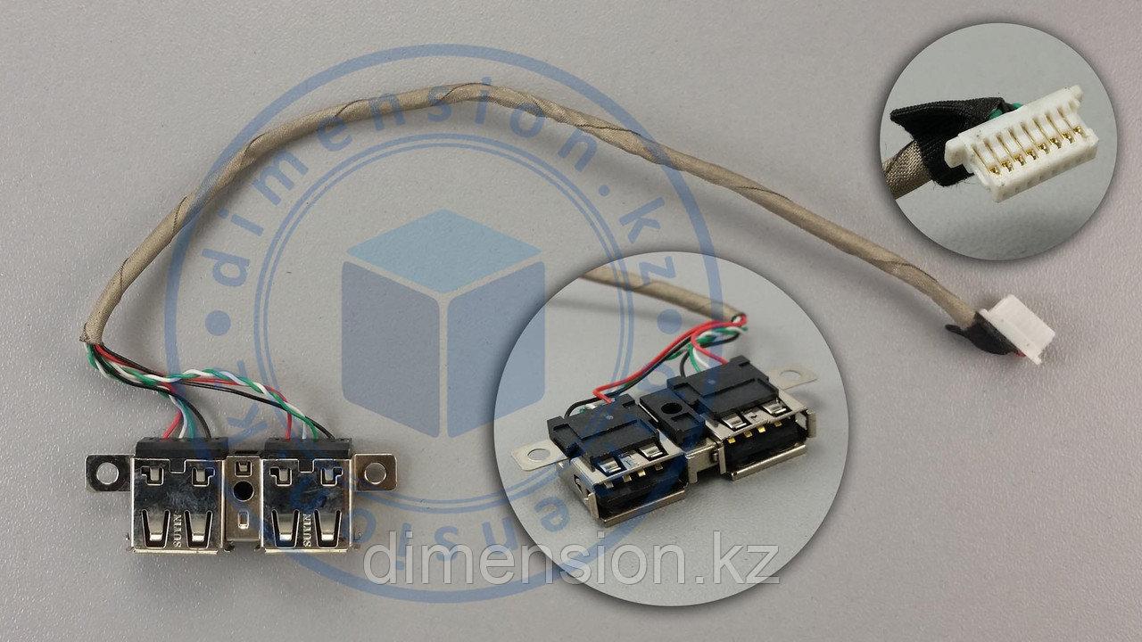 USB разъем порты HP Compaq 6730s 6735s