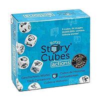 """Настольная игра Rory's Story Cubes """" Кубики Историй"""" Действия"""", фото 1"""